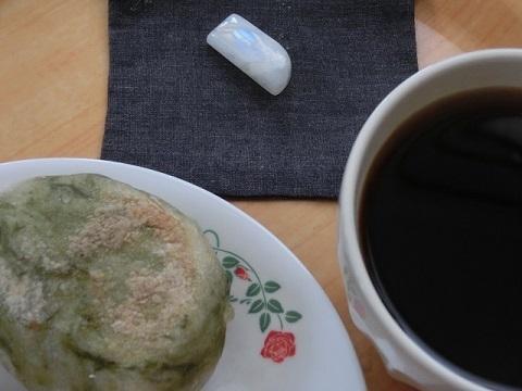 ムーンストーン抹茶